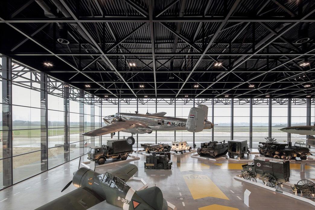 Nationales Militärmuseum Soesterberg, Niederlande